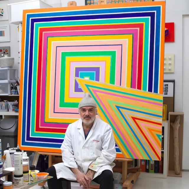 Ron Agam - Agam in the Studio