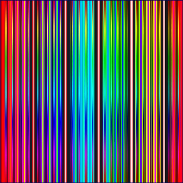 Ron Agam - Dark Rainbow
