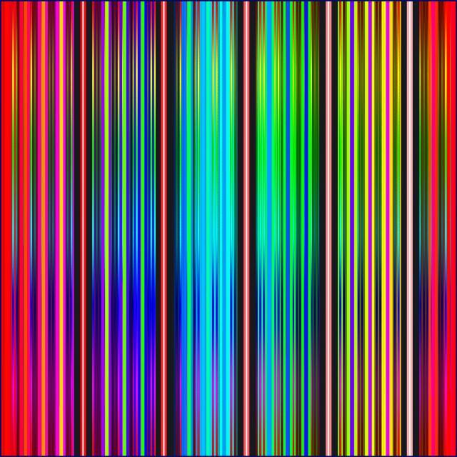 Ron Agam - Dark Rainbow