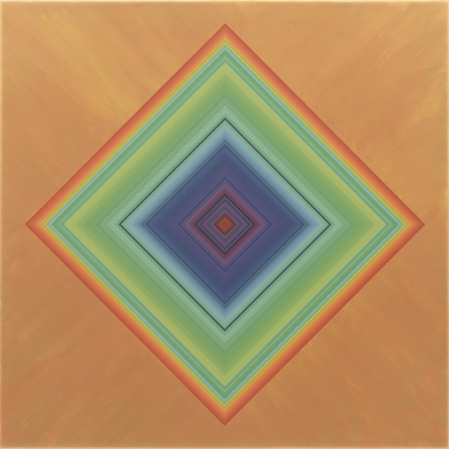 Ron Agam - Expanding Space